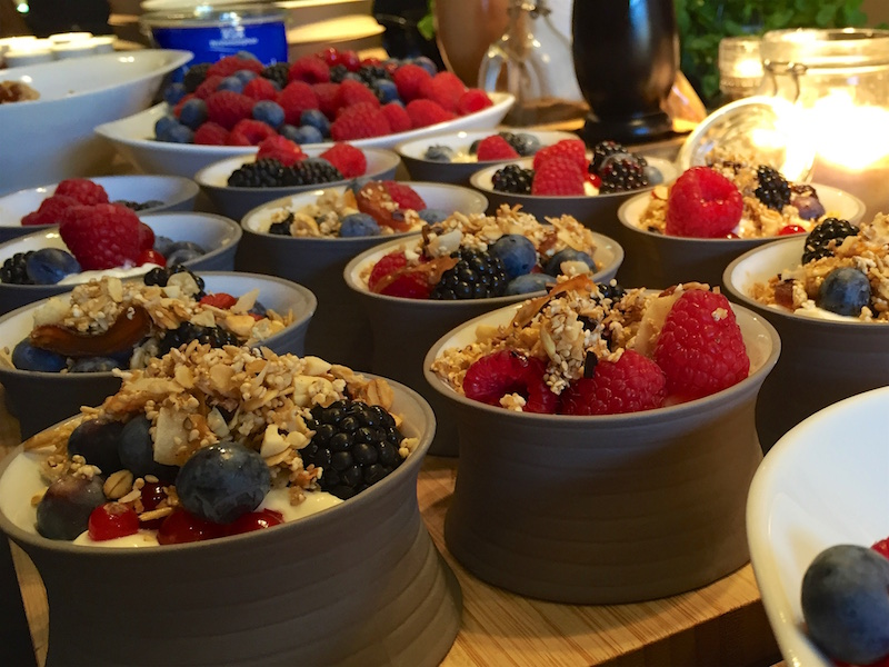 Weihenstephan Frühstück